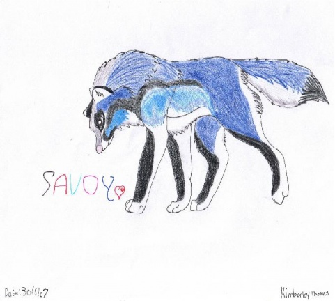 Savoy by Kimicat