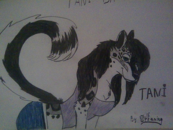 Tani by Dreamingwolflioness