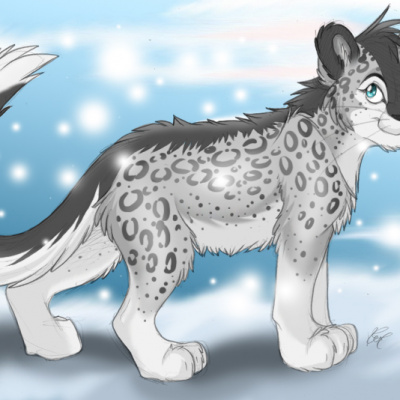 TaniDaReal (Snow Leopardess)