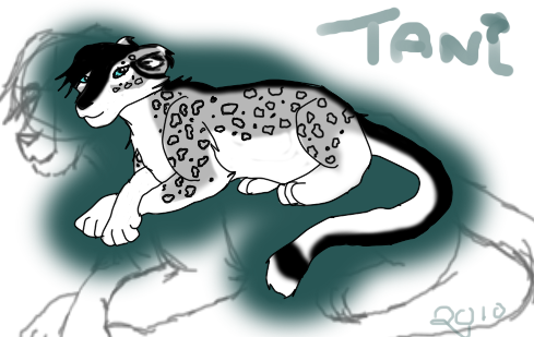 Tani by Distantvampire